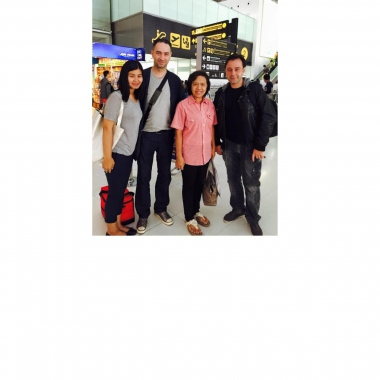 Chefs – winners of the culinary competition getting to the study Thailand cuisine visit to Thailand ..