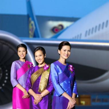 Авиакомпании Thai Airways возобновила рейсы из Москвы в Бангкок