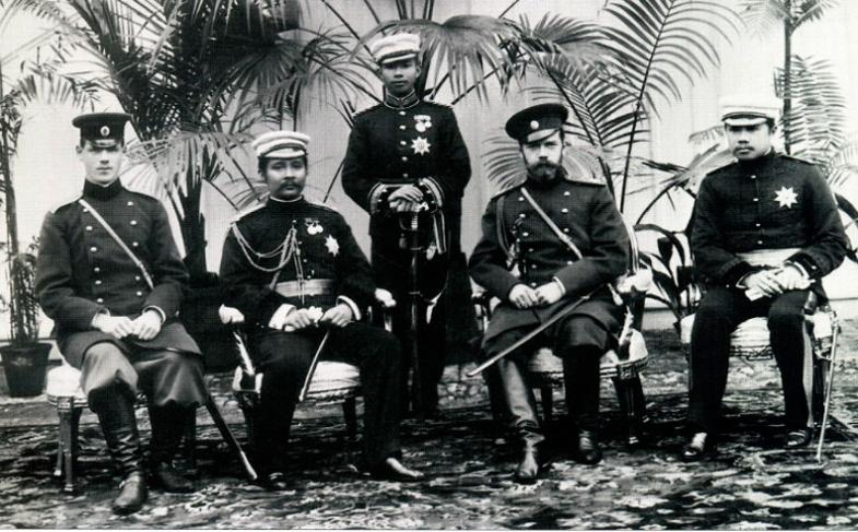 Сто двадцать лет российско-таиландских отношений: история и мифы