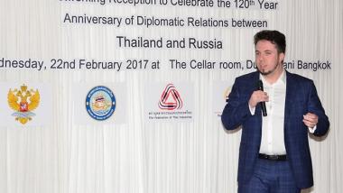 Дипломатическая среда: Планируется открытие Центра российских  информационных технологий в Таиланде