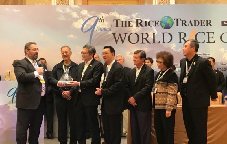 Таиланд был номинирован, как производитель лучшего ароматного риса в мире.
