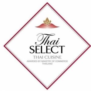 "Thai SELECT Logo : ""Signature"" ""Classic"" ""Casual"""