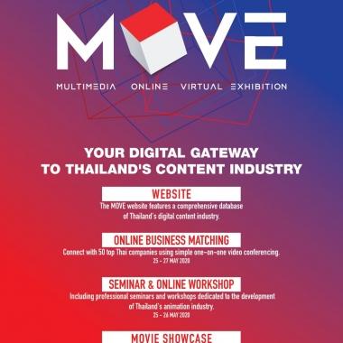 MOVE…25-27 MAY 2020