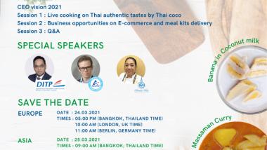 Thai Coconut Global Webinar 24 March 2021